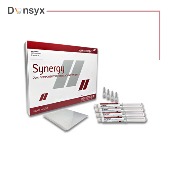 Picture of کیت بلیچینگ خانگی کارباماید مستردنت | Master Dent- SYNERGY Home Whitening Kit 25%