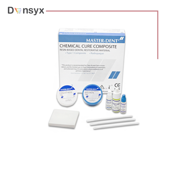 Picture of کامپوزیت شیمیایی سلف کیور مستردنت | Master Dent- Composite Cure Chemical*